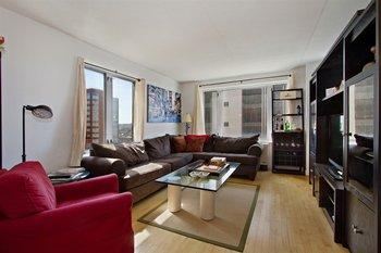 condo >住みやすく貸しやすいDowntown Brooklynのスターター。