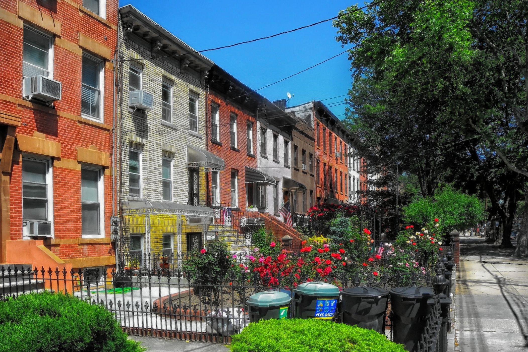 ニューヨークで初めてのマイホームを購入する。 (4) タウンハウスという選択肢